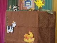 Кукольный театр «Катя и ее зверята»