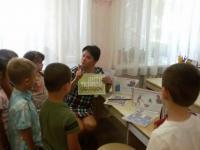 День солидарности в борьбе  с терроризмом в детском саду