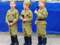 Праздничный концерт  ко дню освобождения Крыма