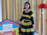 Аптека тётушки пчелы