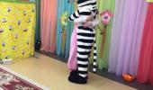 В гостях  театр ростовых кукол